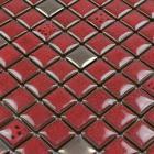 porcelain tile backsplash ceramic mosaic tile stickers fireplace SD002 glazed porcelain mosaics bathroom wall tiles2