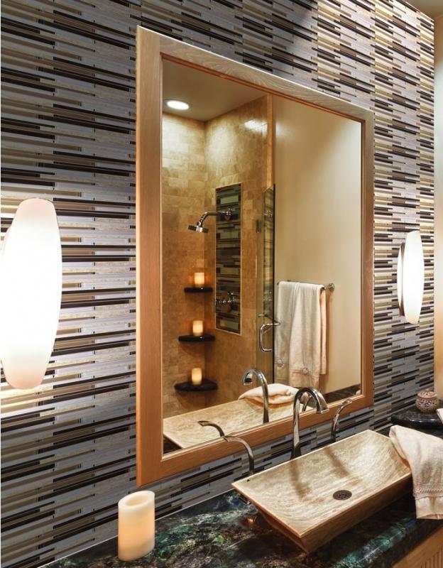 natural stone glass mosaic tiles for bathroom kitchen white glass