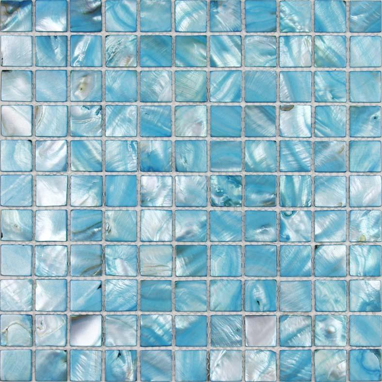 Mother of pearl mosaic tiles pearl shell tile backsplash Mosaic tile wall designs