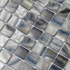 mother of pearl mosaic tiles painted colorful shell tile backsplash bathroom wall tile designs kitchen seashell mosaics BK009