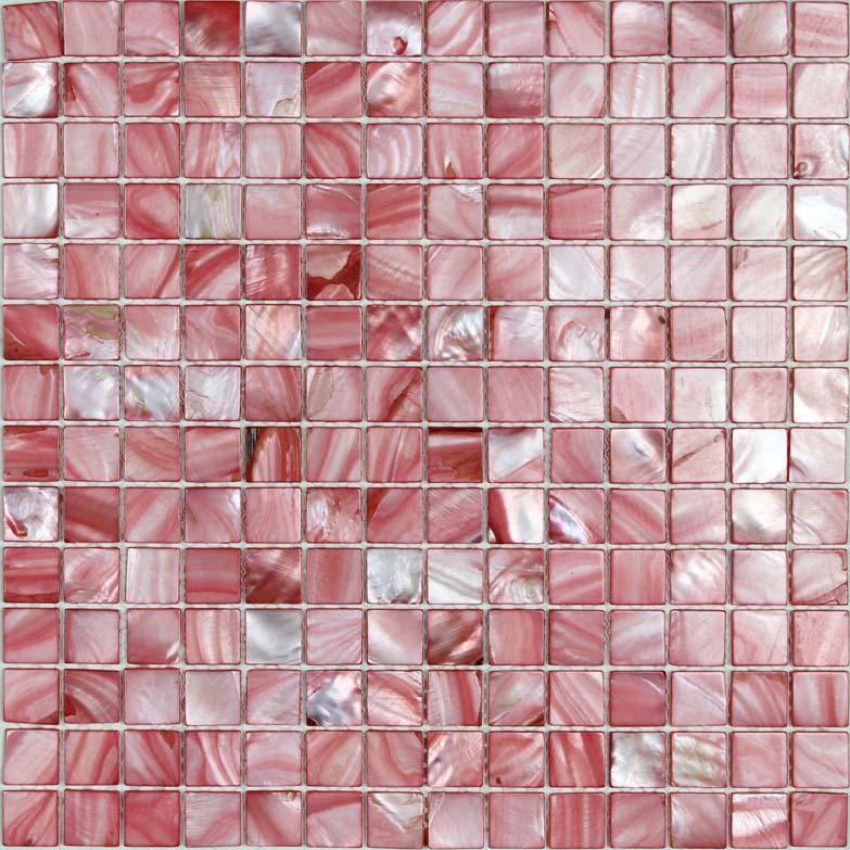 Kitchen Floor Tiles Design Malaysia: Shell Mosaic Tiles Painted Mother Of Pearl Tile Backsplash BK015