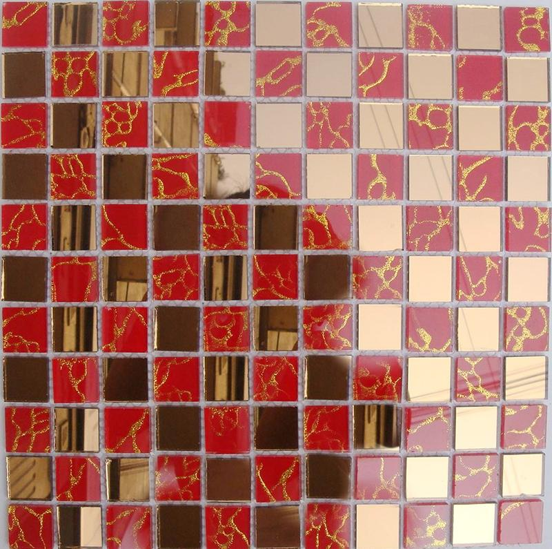 glass tile backsplash mirrored mosaic designs mirror tiles mosa13. Black Bedroom Furniture Sets. Home Design Ideas