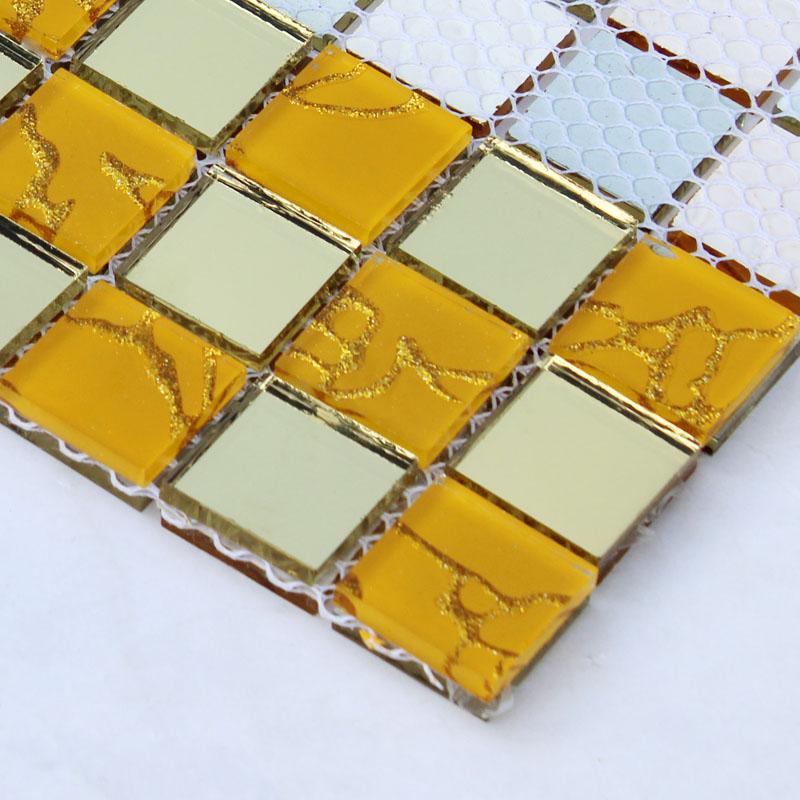 glass tile backsplash mirrored mosaic designs mirror tiles mosa22. Black Bedroom Furniture Sets. Home Design Ideas