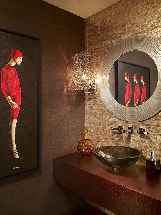 Mother Of Pearl Tile Shower Wall Sticker Bath Mirror Backsplash Wb 002