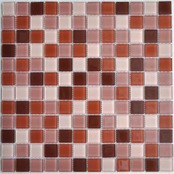 glass mosaic tiles kitchen backsplash tile designs bathroom wall tile stickers swimming pool tile crystal glass tiles 10064