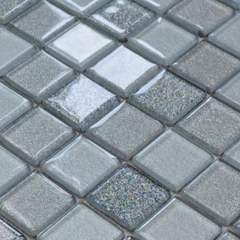glass mosaic tiles kitchen backsplash tile designs bathroom wall stickers swimming pool tile crystal glass floor tiles YX001