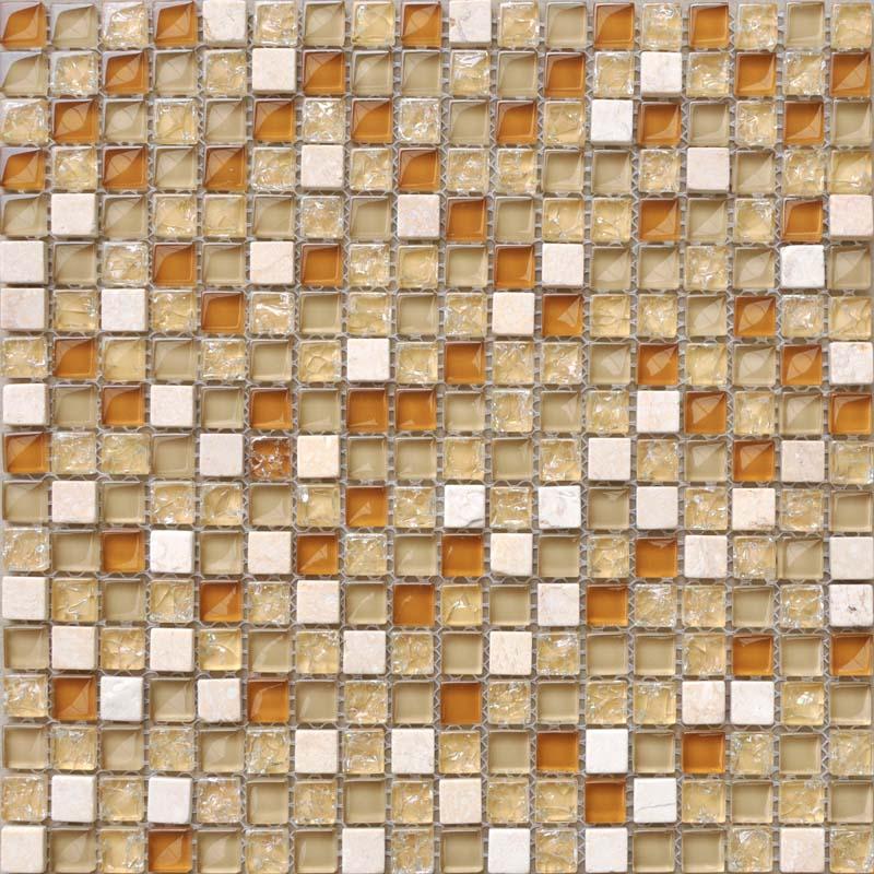 mosaic tile backsplash brown mosaic stone tile sheets kitchen tile