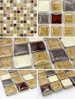 glazed porcelain tile flooring designs kitchen backsplash tiles italian ceramic mosaic tile stickers bathroom wall tiles JN003
