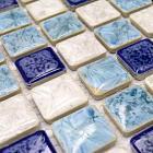 glazed kitchen porcelain tile backsplash bathroom wall stickers ceramic mosaic tile flooring designs GM09 mirror floor tiles