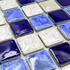 glazed kitchen porcelain tile backsplash bathroom wall stickers ceramic mosaic tile flooring designs GM10 mirror floor tiles