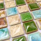 glazed kitchen porcelain tile backsplash bathroom wall stickers ceramic mosaic tile flooring designs GM13 mirror floor tiles