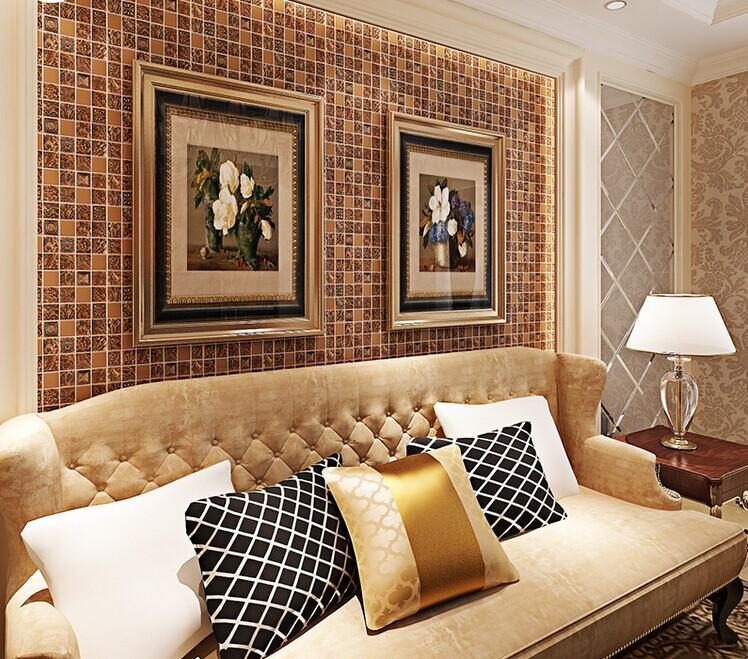 stainless steel backsplash kitchen ceramic wall tiles b962