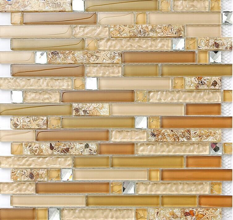 diamond glass tile backsplash interlocking glass mosaic tiles spbc781