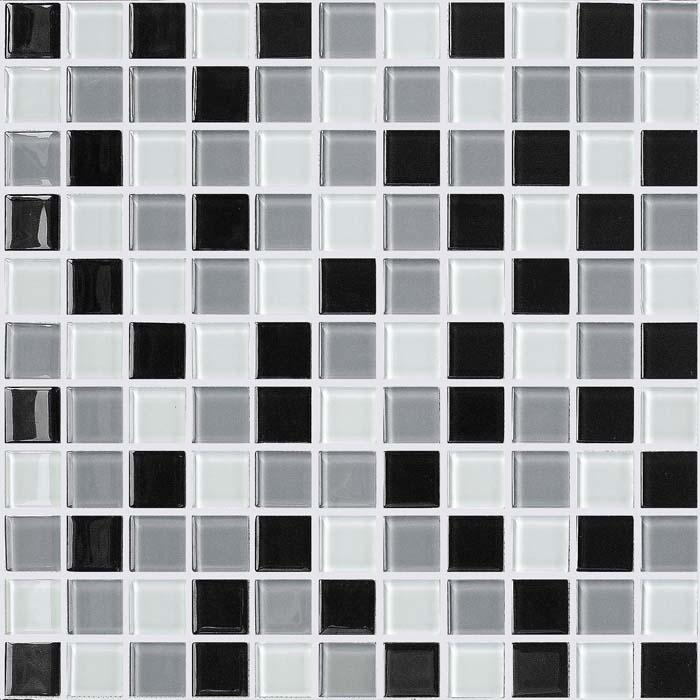 Wholesale glass mosaic for swimming pool tile sheet multi colored crys for Glass mosaic swimming pool tiles