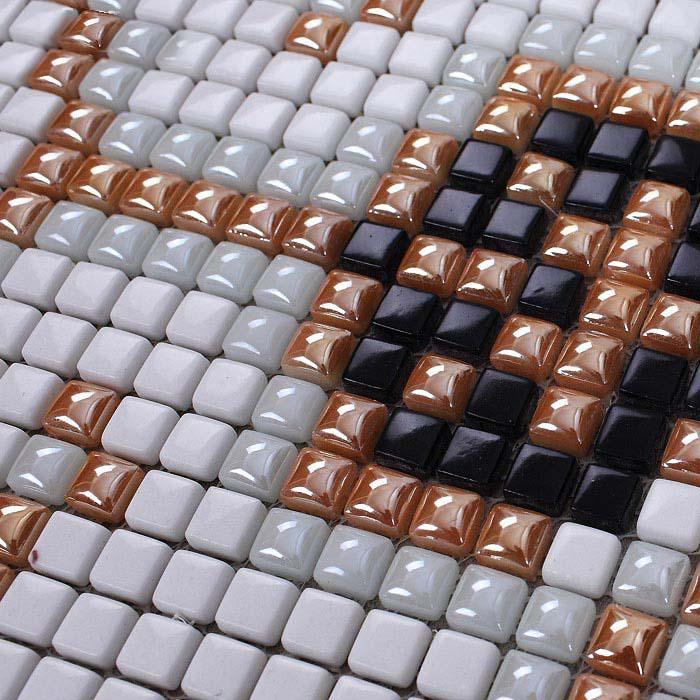 wholesale vitreous mosaic tile art pattern glazed crystal glass backsp. Black Bedroom Furniture Sets. Home Design Ideas