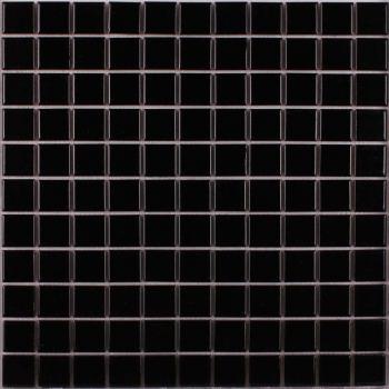 porcelain tile mosaic black square surface art tiles kitchen backsplash bathroom shower wall sticker