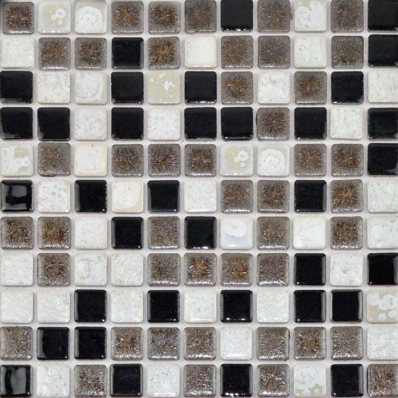 porcelain tile mosaic square surface art tiles kitchen backsplash wall
