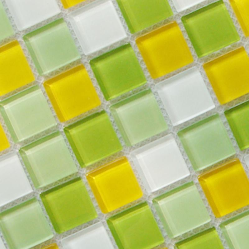 Wholesale Free Shipping Crystal Glass Mosaic Tile Backsplash Design Ki