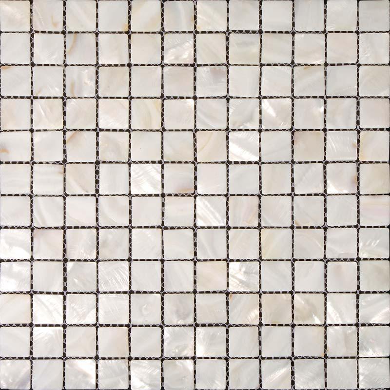Mother Of Pearl Tile Shower Liner Wall Backsplash White Square Bathroom Floor Shell Mosaic Tiles With Square Tile Backsplash
