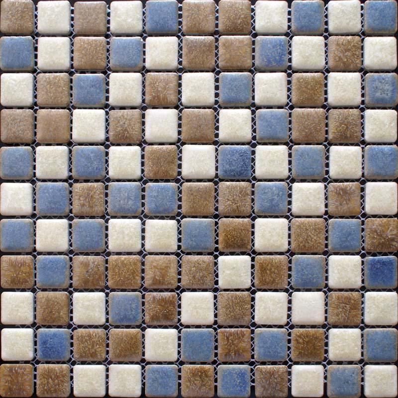 Bathroom Pattern Tiles : Porcelain mosaic floor tiles pattern backsplash hominter