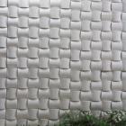 stone glass mosaic tile grey wood pattern wall marble tiles backsplash mosaic tile sgs47