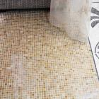 stone glass mosaic tile square pattern washroom wall marble tile backsplash floor tiles sgs95-15a