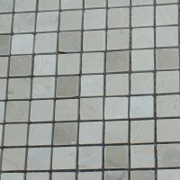 stone glass mosaic tile square grey pattern washroom wall marble backsplash floor tiles sgs76-20