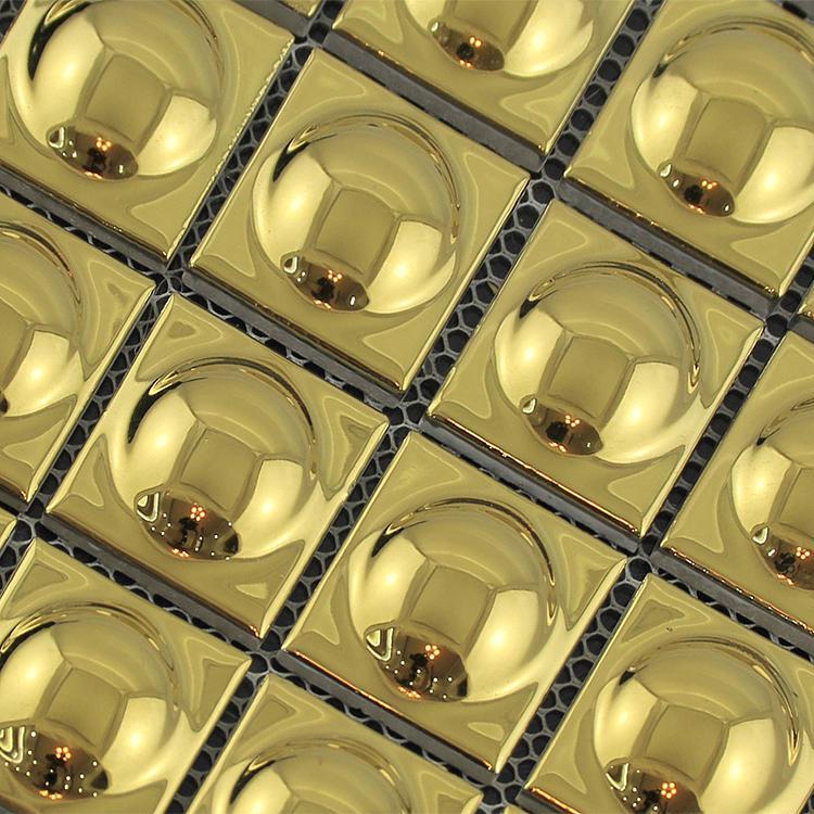 Porcelain Square Mosaic Tiles Design Porcelain Tile Flooring