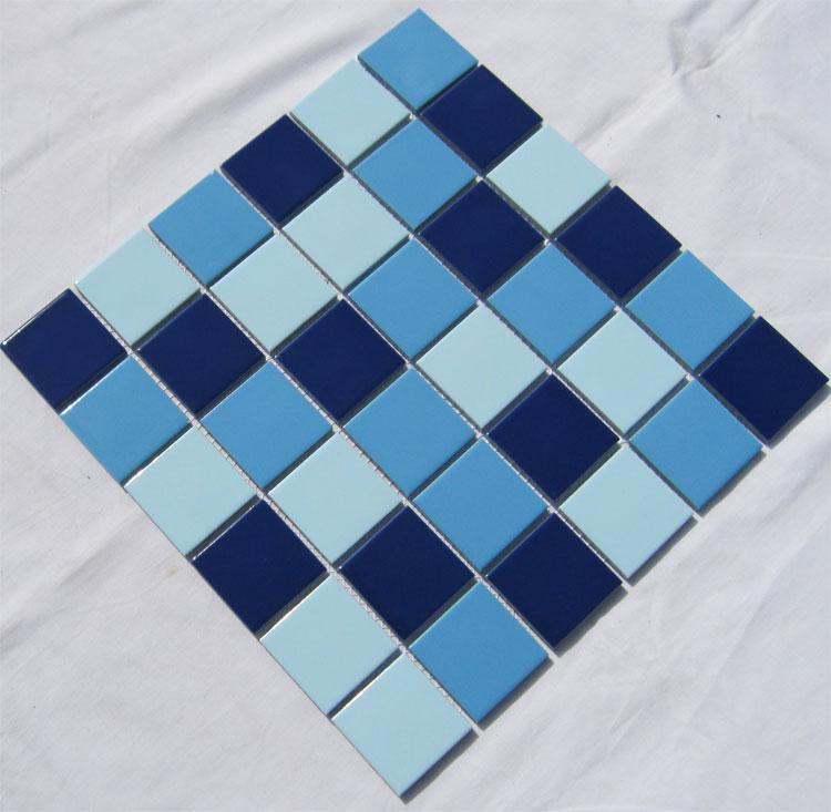 Porcelain Tile Snowflake Style Mosaic Art Design Hominter