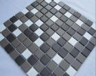 wholesales porcelain square mosaic tiles design porcelain tile flooring kitchen backsplash tc-010