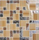 mosaic tile crystal glass backsplash kitchen countertop ice crack bathroom wall floor tiles ma13