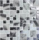 mosaic tile crystal glass backsplash kitchen countertop ice crack bathroom wall floor tiles ma14