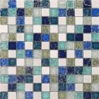 stone glass mosaic tile smoky mountain square tiles with marble backsplash wall stickers k8840b