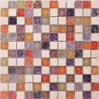 stone glass mosaic tile smoky mountain square tiles with marble backsplash wall stickers k8841b