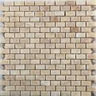 stone glass mosaic natural strip pattern washroom wall marble backsplash floor tiles kitchen 201