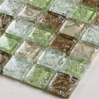 glass mosaic tiles blacksplash crystal mosaic tile bathroom wall colors stickers cheaper tiles l318