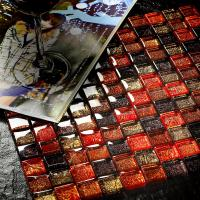 glass mosaic tiles blacksplash crystal mosaic tile bathroom wall colors stickers cheaper tiles b132
