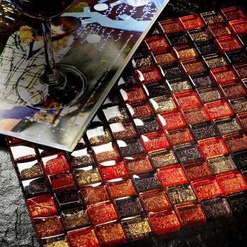 glass mosaic tiles blacksplash crystal mosaic tile bathroom wall colors stickers cheaper tiles b132